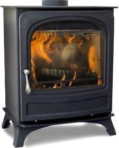 Wood burner. BWF Humphries Stonemasons, Wood Burning Stoves, Granite Worktops, Quartz Worktops. Hungerford, Newbury, Marlborough.