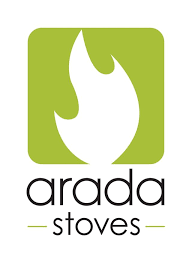 """""""arada stoves"""" logo"""