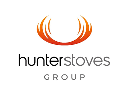 """hunterstoves group"" logo"